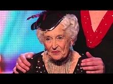 Babcia zaskoczyła wszystkich!!!! - Brytyjski Mam Talent