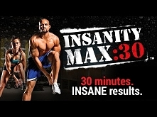 Insanity Workout - Insanity Max 30 Workout Day 1 Full Video - Shaun T- Cardio Challenge
