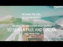 Rico Bernasconi & Tuklan feat. A Class & Sean Paul - Ebony Eyes (Official Lyric Video HD)