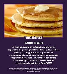Danio placki