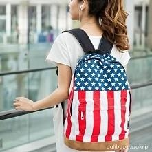 ale śliczny plecak :*