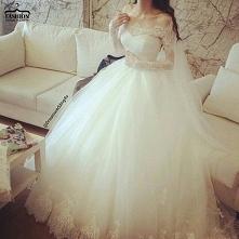 zjawiskowa suknia :)