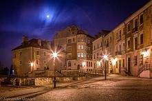 Lublin wieczorem. fot. A. Głowacki
