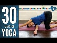 30 dni z Jogą- dzień 4