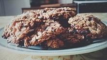 ciasteczka owsiane :))