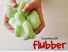 fajna 'plastelina' dla dzieci do zrobienia w domu