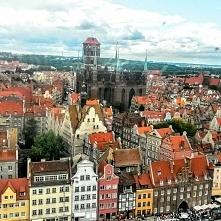 Piękny Gdańsk :)