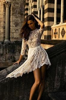 Koronkowa sukienka <3 uw...