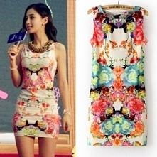 Piękna sukienka na lato! kliknij na zdjęcie aby zobaczyć więcej ♥