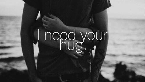 I need your love... I need your time...