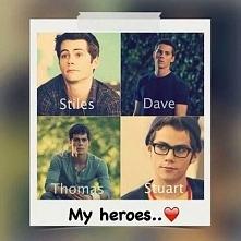 Yess my heroes :3