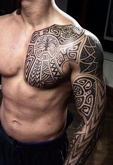 polinezyjski tatuaż