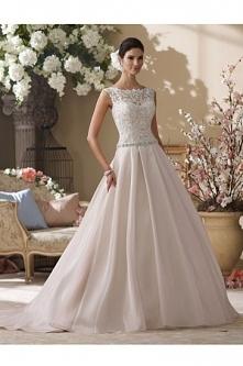 David Tutera For Mon Cheri 214202–Tenley Wedding Dress