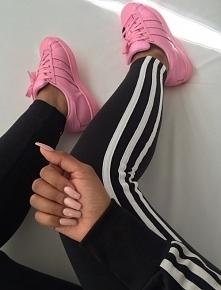 adidas/pink/superstar