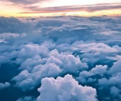 widok z samolotu ^^