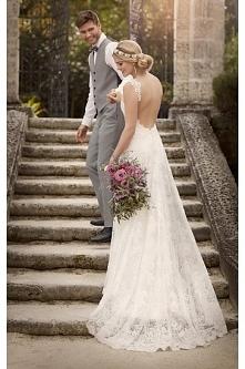 Essense of Australia Sheath Wedding Dress With Shoulder Straps Style D1877