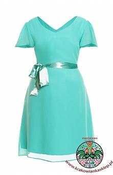 sukienka plus size 46, 48, 50.