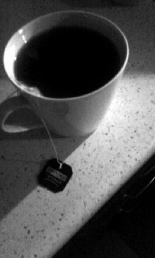 czas na herbatkę :)