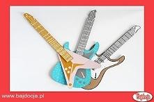W ten oto szybko sposób zabawka dla Twojej małej gwiazdy rocka jest gotowa.