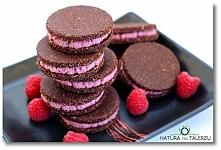 Obłędne malinowe ciastka, które można jeść bez ograniczeń - zdrowe, bez piecz...
