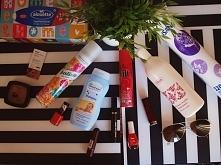 Nowości w mojej kosmetyczce ♥  Więcej na : mummyfemmy.blogspot.com