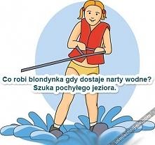 narty wodne