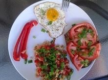 moje dzisiejsze śniadanko :) / my breakfast today :)