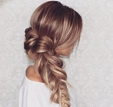 Upięcie długich włosów :)