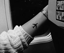 uwielbiam małe tatuaże