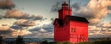 czerwona latarnia