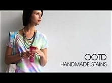 OOTD | Handmade stains outfit