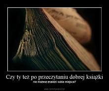 Ja tak mam po przeczytaniu ...