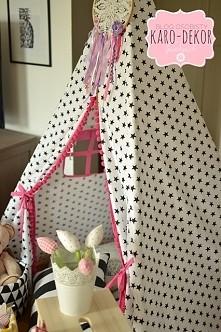 Tipi/namiot dla dziecka