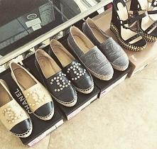 Półbuty Chanel <3