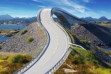 Droga Atalantycka, Norwegia  W regionie More og Romsdal znajduje się jedna z ...