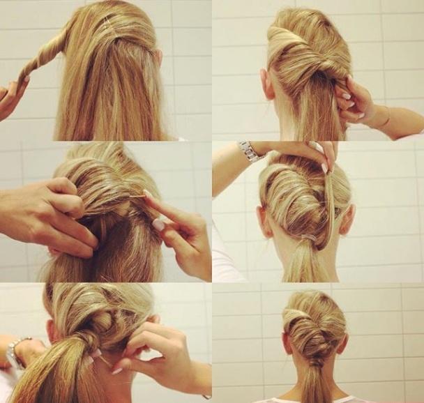 Pomysł Na Upięcie Długich Włosów Na Fryzury Upięcia