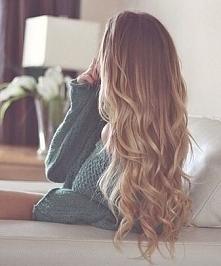 Dlugie włosy + ombre