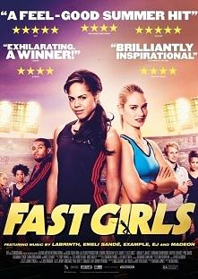 Sprinterki (Fast Girls) -Film przedstawia historię młodej dziewczyny, która p...