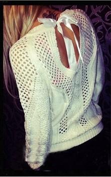 Ktoś chętny na sweterek? ;) Allegro 35 zł z wysyłką