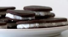 Dietetyczne ciasteczka jak oreo. Jak je zrobić? Zdrowe ciasteczka oreo Składn...
