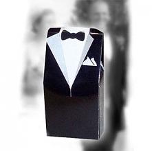 Zestaw 12 Ślubnych Pudełecz...