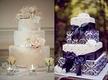 tort ślubny inspiracja