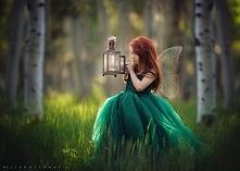 Magiczne fotografie autorstwa Lisy Holloway.