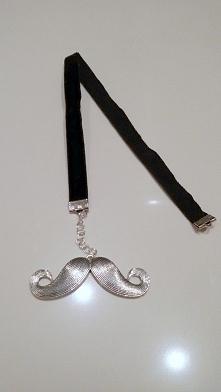 Nowa zakładka- tym razem modne wąsy! :)