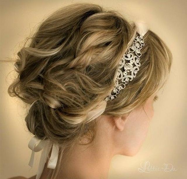 fryzury ślubne :)