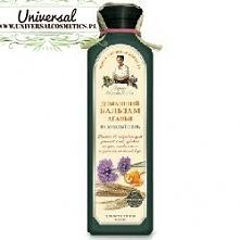 Naturalny Balsam domowy – codzienny do pielęgnacji wszystkich rodzajów włosów...