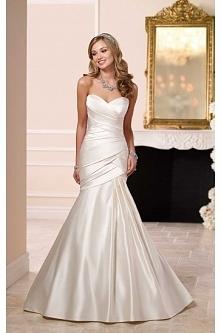 Stella York Fitted Wedding Dress Style 6145