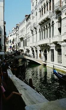 Wenecja-jedno z najpiękniejszych odwiedzonych przeze mnie miast