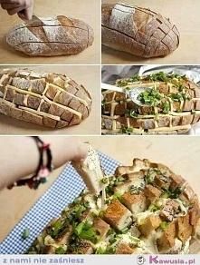 Serowy chlebek