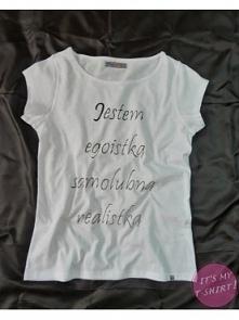 Każdy t-shirt jest na indywidualne zlecenie. Zachęcamy do wyrażania siebie za pomocą t-shirtu ;] nie ograniczaj się! Po co Ci t-shiert z sieciówki! Zaprojektuj go sam a my Ci go...